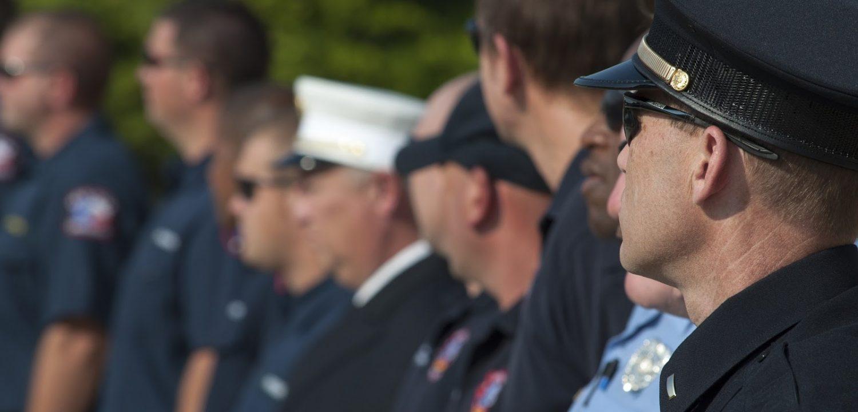 Honoring Officer Scott Patrick of the Mendota Heights Police Department