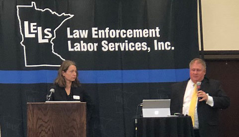 Meuser Law Office Invited to Speak at the 2019 LELS Steward Training Event