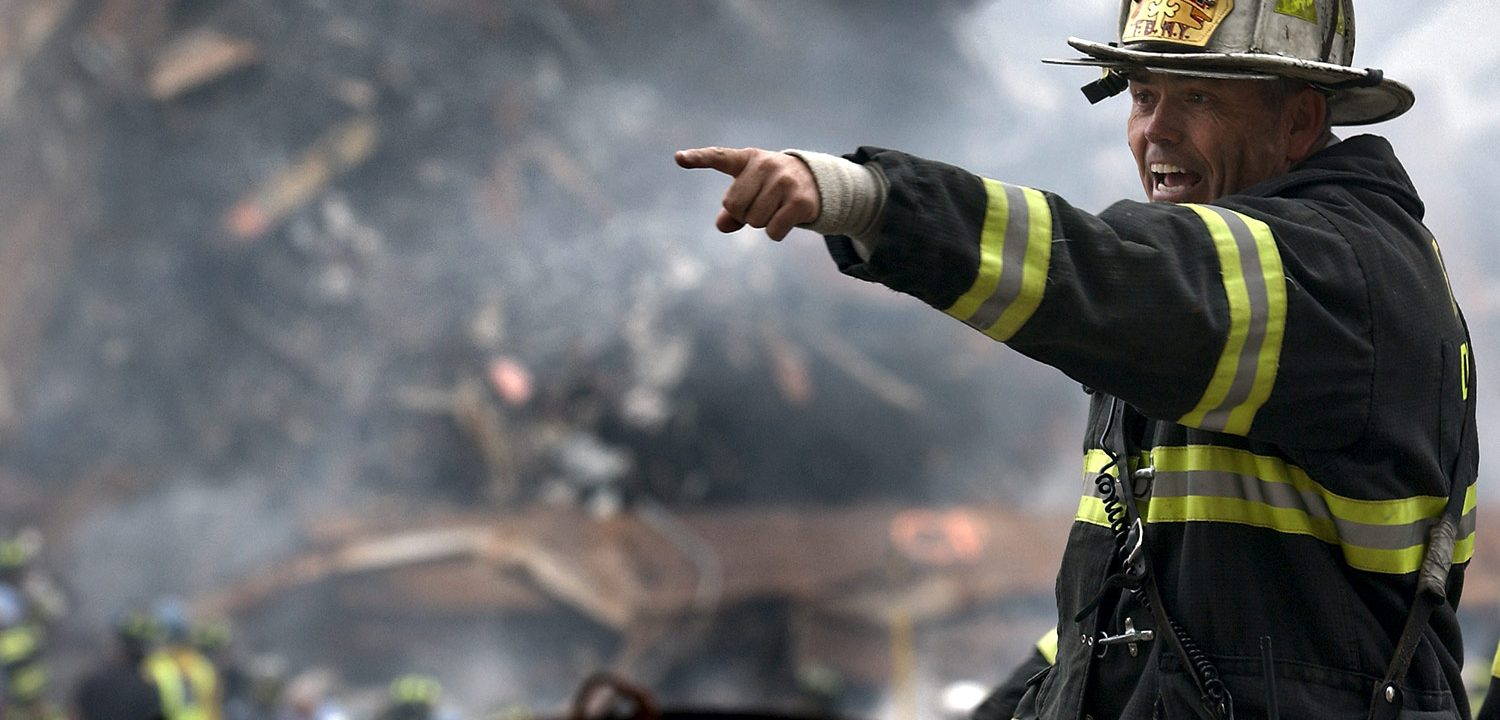 Breaking the Silence: Firefighters and Post-Traumatic Stress Disorder