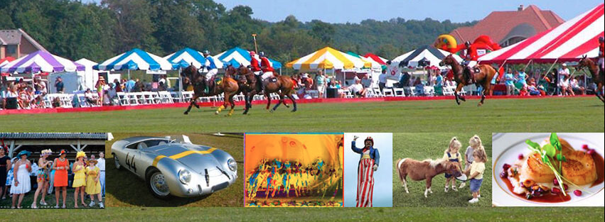 Firefighters for Healing is Chosen Beneficiary for the Polo Pavilion at the Polo Classic