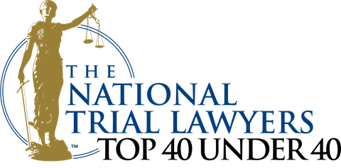 Jen Yackley is a Member of The National Trial Lawyers: Top 40 Under 40