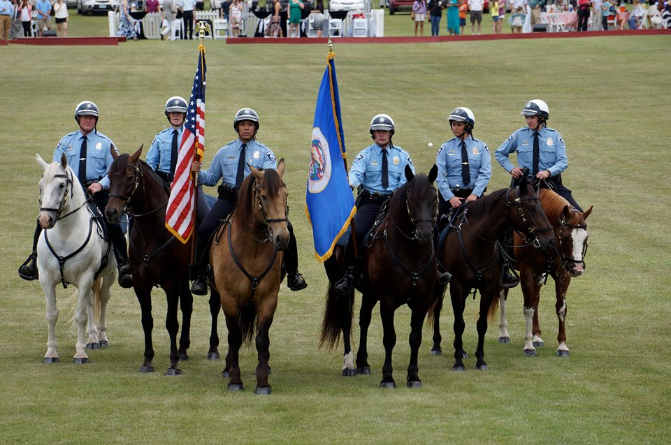 Mounted Police Officers and Workers' Compensation Injuries