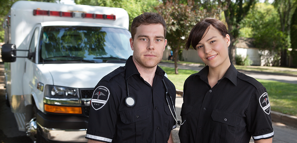 PTSD: Paramedics, EMTs, and Other First Responders