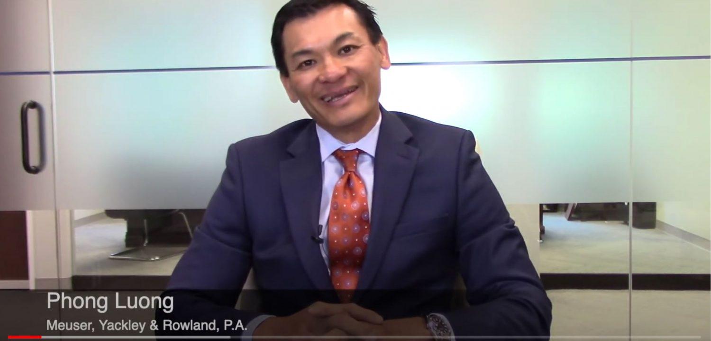 Meet Attorney Phong Luong