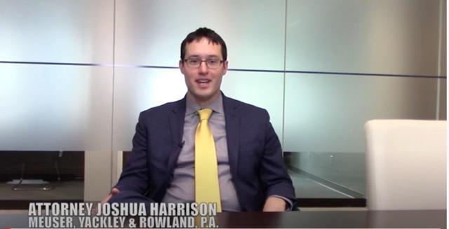 Introducing Attorney Joshua Harrison